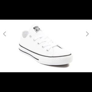 Men's White Converse All-Star